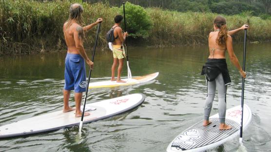 Surf, paddle y bodyboard